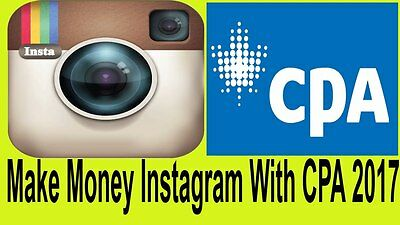 Make Money With Instagram & CPA