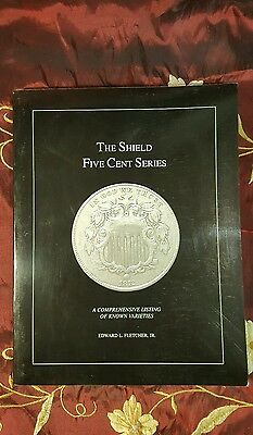The Shield Nickel Five Cent Series listing of known Varieties Fletcher 1994 New