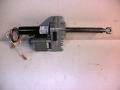 "12-1/2"" 120VAC Heavy Duty Multi-Function Linear Actuator For Solar Tracking"