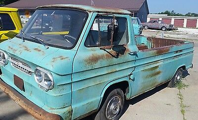 1961 Chevrolet Corvair  1961 Chevrolet Corvair pickup