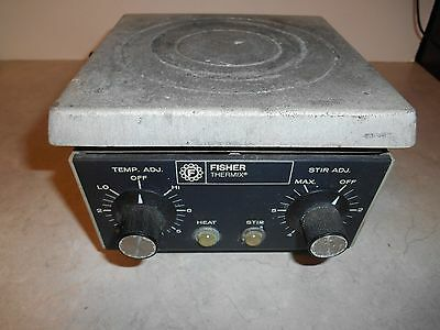 Fisher Scientific Thermix Magnetic Stirrer & Hotplate Combination Model 118