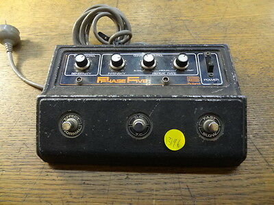 Vintage Roland Phase 5 Phasor Pedal - Made in Japan
