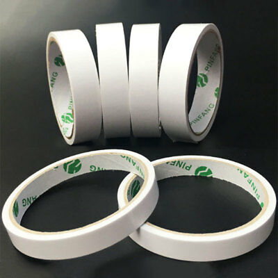 20mmx7M High Viscosity Double Sided Strong Adhesive Tape Office Sticky Sticker