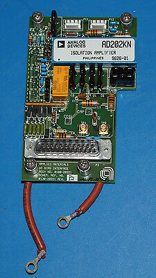 Applied Materials AMAT 0100-20321 PCB DC BIAS Interface Board
