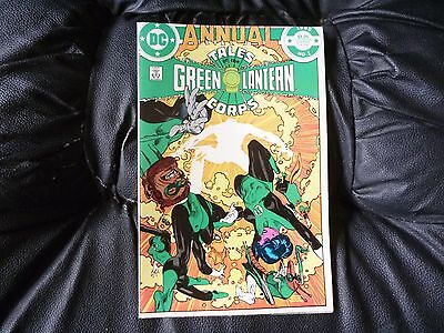 Green Lantern Tales of the  Corps annual # 1 NM 1985