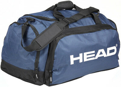 Head Holdall Viceroy 901600 Sports & Gym Sports Travel Work Bag Navy/Black 838