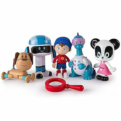 Dreamworks Noddy Pack of 5 Figurine Figures Set Toy Playset Age 2+