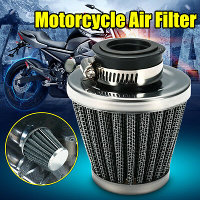 32mm Intank Motorcycle ATV Pit Dirt Bike Pod Air Filter For Honda Yamaha Suzuki
