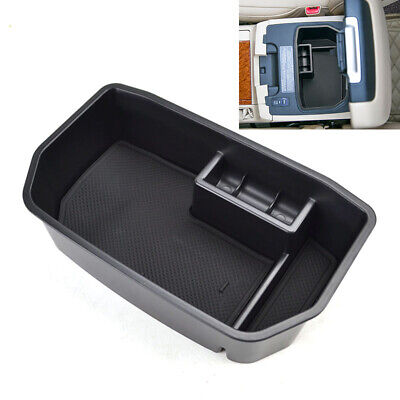 Armrest Storage Box For LEXUS LX570 2008- 2018 Center Console Tray Case Holder