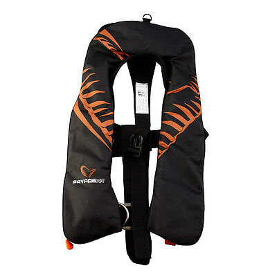 Savage Gear Automatic Life Vest 150N NEW Lure Fishing Self Inflating Life Jacket
