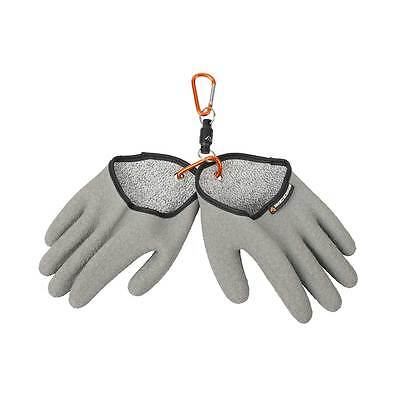 Savage Gear Aqua Guard Cut Resistant Gloves NEW Pike Unhooking Glove  All Sizes