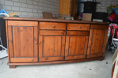 Kommode sideboard eur 17 50 picclick de for Sideboard vollholz