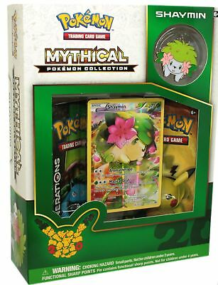 Pokemon - Mythical Shaymin Collection - Englisch