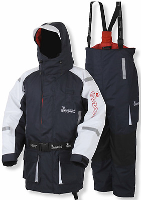 IMAX CoastFloat 2 Piece Flotation Suit NEW Sea Fishing Thermal Suit  *All Sizes*