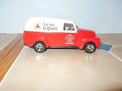Citgo 1950 Chevy panel truck 1:25 scale #4 in a series MINT. stock # 7692