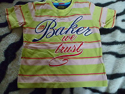 Baby boys Ted Baker t-shirt age 18-24.