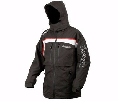 IMax Ocean Thermo Jacket NEW Sea Fishing Grey And Red *All Sizes*