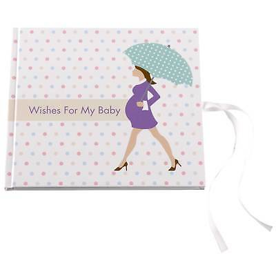 Guest Book Baby Shower Party Neutral Unisex Showered With Love Stationery