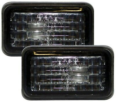 Vw Golf Mk2 83-92 Crystal Black Side Light Repeater Indicators