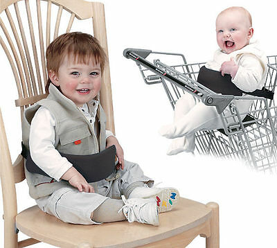 Jolly Jumper-Safety Strap for Seating