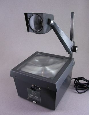 Eiki 3875B High Output Overhead Transparency Projector Art-School Free Shipping