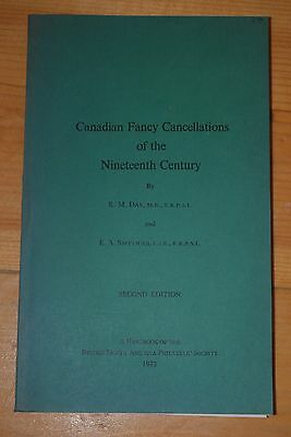 Weeda Literature: Canadian Fancy Cancellations, Day/Smythies Second ed., 1973
