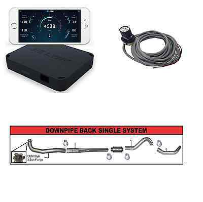 Gdp Ez Lynk Autoagent Tuner For 15.5+ Lml Duramax With Flo~Pro 4In Exhaust