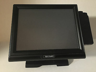 """Touch Dynamic Breeze All In One 15"""" Touchscreen POS System  Core 2 Duo   Aldelo"""