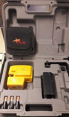 Pacific laser Systems PLS4 Tool Kit w/Hard case and accessories
