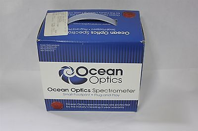 NEW OCEAN OPTICS SPECTROMETER 348-1037nm USB-4000 USB4000 NEW IN BOX