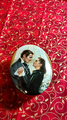 """Gone With The Wind Music Box - """"the Proposal"""""""