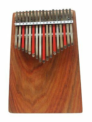Hugh Tracey KALIMBA Celeste 17 Notes C tone F/S from JAPAN with Tracking NEW