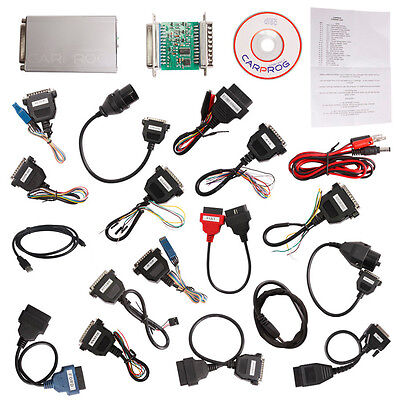 Carprog V10.05 Carprog Full With Software's Activated And All 21 Items Adapters