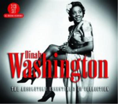 Dinah Washington-The Absolutely Essential Collection  CD / Box Set NEW