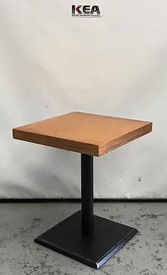 Wooden Restaurant Table - Used