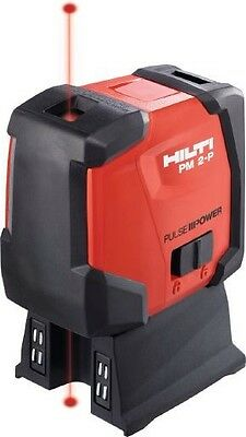 HILTI #2047037 PM-2P POINT LASER - RED - PLUMB LASER -  NEW! w/ 2 YEAR WARRANTY!