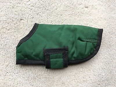 Nice Breyer Horse Traditional Accessory Green Padded Blanket Stable Sheet