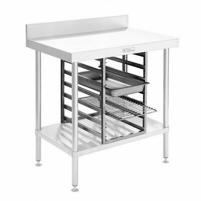 Simply Stainless Gastronorm Rack for Workbenches 1/1GN Size 330x525x630mm