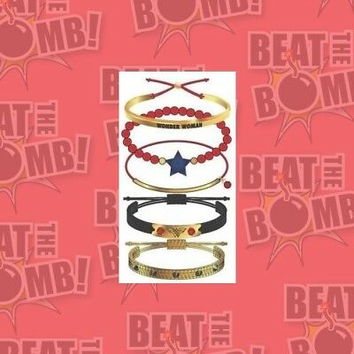 Dc Comics Wonder Woman Arm Party  - BRAND NEW