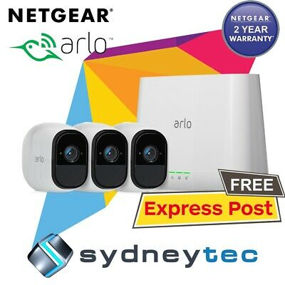 New NETGEAR Arlo PRO VMS4130 VMS4230 VMS4330 VMC4030 Indoor/Outdoor Smart Home S