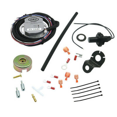 "S&S Ignition Module Kit S/Stk Ign BT'66-84 Shovel 80"" 1966-'84 bt"