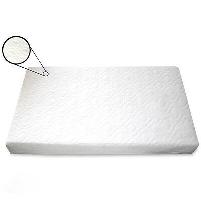 Quilted Waterproof Baby Toddler Cot Bed Mattress Fully Breathable Foam All Sizes