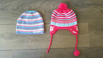 Bulk 2 Assorted Winter Beanie Girl One Size 1 - 2 Another One Size 3 - 4