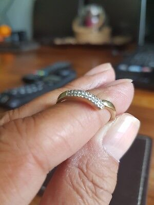 9ct gold rings