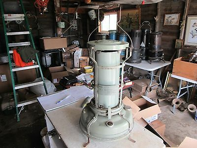 Vintage Kerosene Heater Aladdin Blue Flame Lot 17-48-35-B