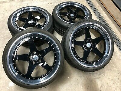 18 Inch Rims And Tires >> Mint Oem Bmw Wheels 18 Inch 335i Michelin Winter