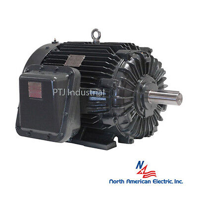 40 hp  electric motor 324ts explosion proof 3 phase 3600 rpm hazardous location