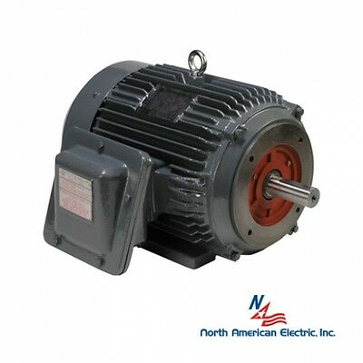 20 hp explosion proof electric motor 256tc 3 phase 1800 rpm hazardous location