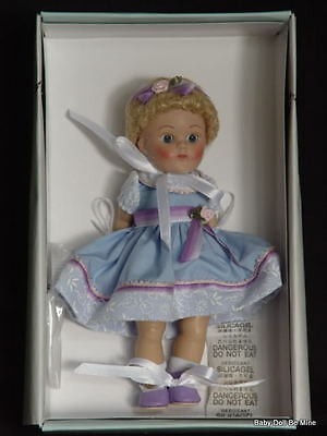 Retired ~ Ginny Doll ~ Blue Confection ~ by Vogue ~ 8 Inch
