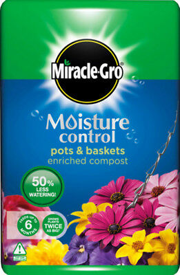 Miracle-Gro Moisture Control Compost 50L